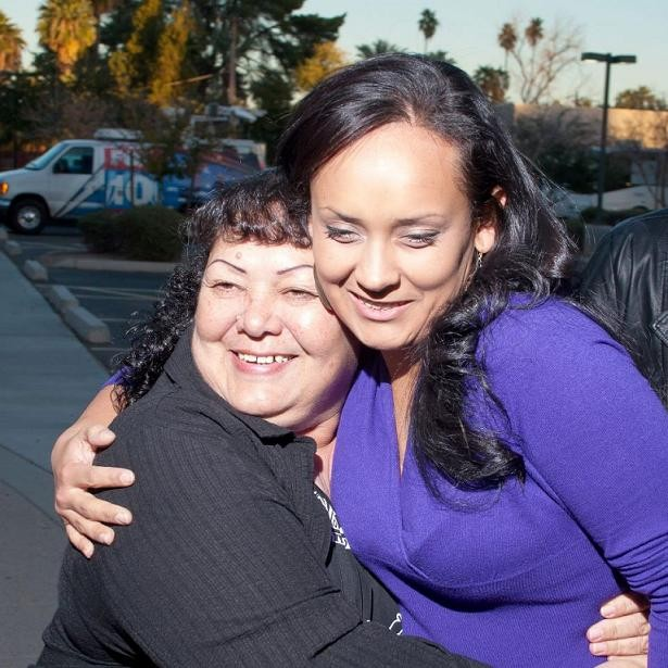Arizona Immigration Activist Whose Family Was Detained By