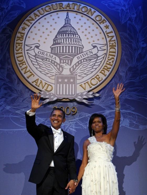Obama Inauguration 2013: Obamas Prepare For Inaugural Ball ...