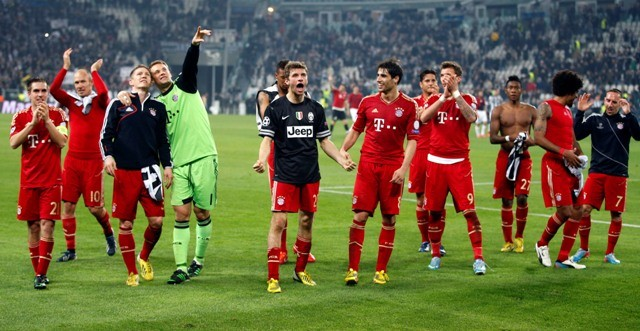 Bayern Juventus Video