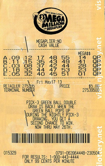 Mega Millions Winning Numbers & Results October 15, 2013 ...