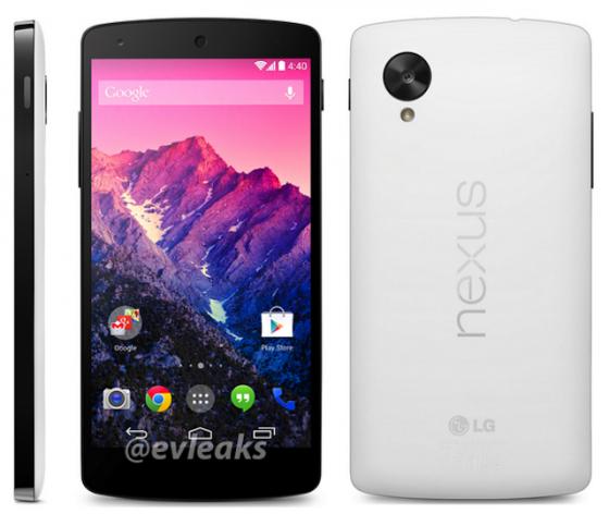 Google Nexus 5: Phone Release On Sprint Rumored, Could