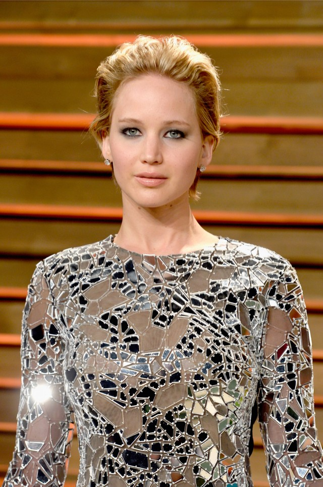 Jennifer Lawrence is still scarred by having her photos