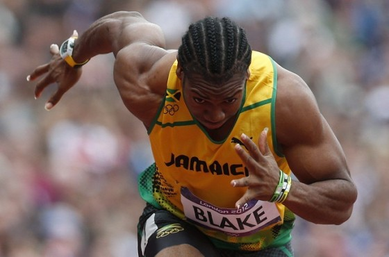 "Yohan Blake Olympics 2012 Events: Sprinter's Goal for Gold in 200m Can End Usain Bolt's ""Legend ..."