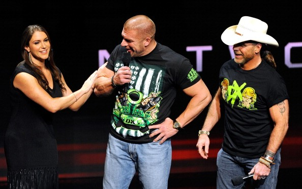 WWE News & Rumors: Triple H, McMahons Avoided by Talents ...