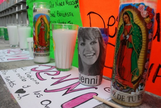 Jenni Rivera Funeral: Memorial Service Tickets Sold Out in ... Jenni Rivera Funeral Services